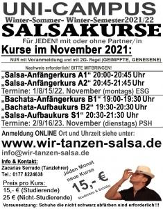 Salsa-Tanzkurs